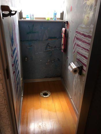 西東京、東久留米、清瀬、東久留米、新座 TOTO LIXIL トイレ 取替 画像