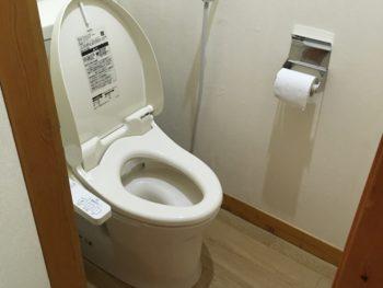 東久留米市 K様邸 トイレ取替