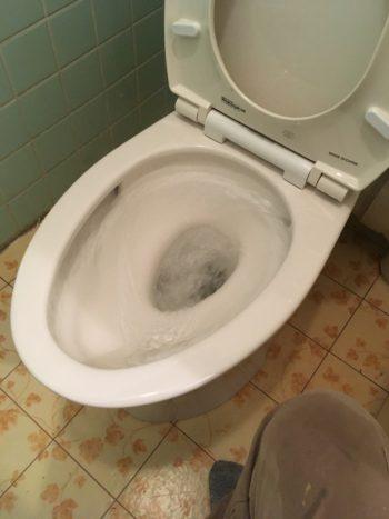 西東京市 アパートオーナーH様物件 トイレ取替
