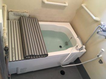 小平市 S様 壁ピタ工事(ふろ給湯器、浴槽交換)