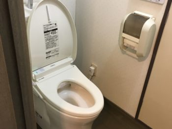 東久留米市 S様邸 トイレ・ウォシュレット交換